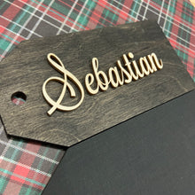 3D stocking tag-2 options