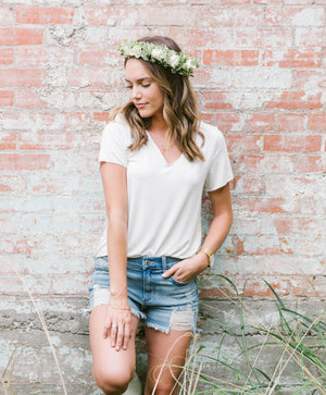 Joey Denim Shorts | Summer Clothing | Back to School Shopping | Bailey Nicole