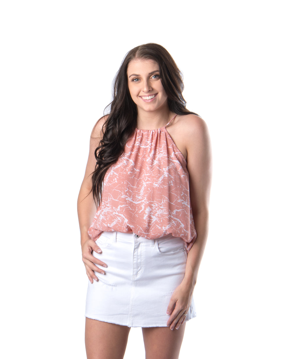 Blush Crush Top