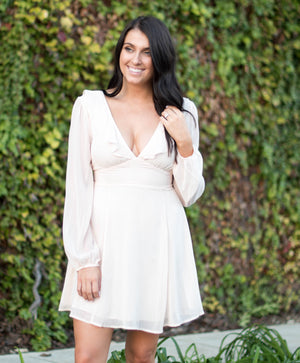 Bubbly on Ice Dress | Holiday Wear | Fall Fashion | Bailey Nicole