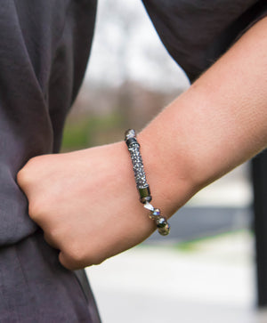 Crystal Bar Bracelet | Accessories | Bailey Nicole - Women's Clothes for All Occasions