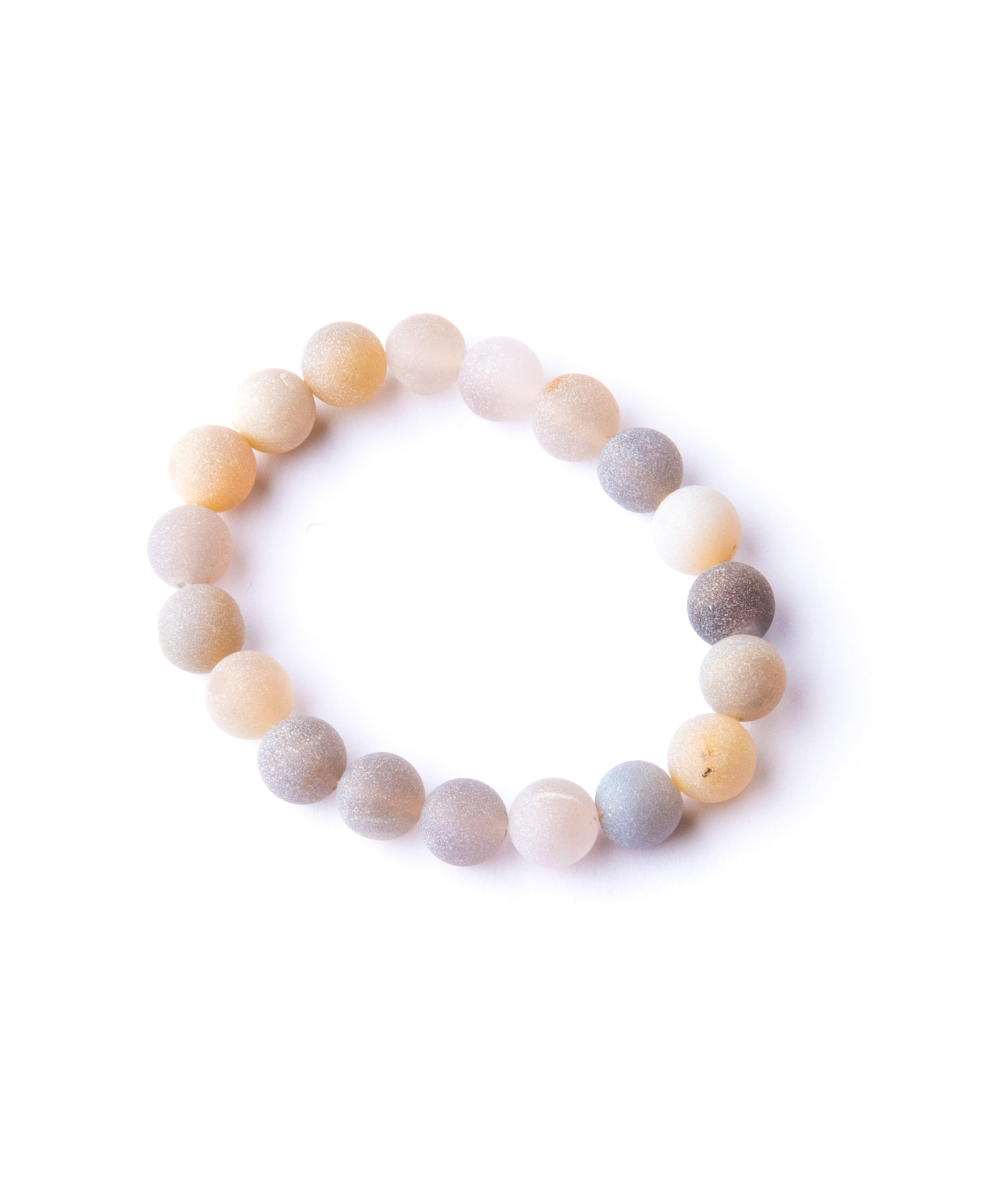 Grey Stone Bracelet | Accessories | Bailey Nicole - Women's Clothes for All Occasions