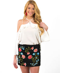 Leighton Skirt - Spring Fashion