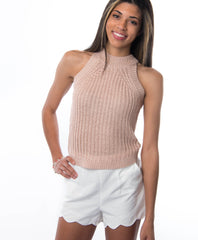 Ansley Crop Top - Spring Fashion