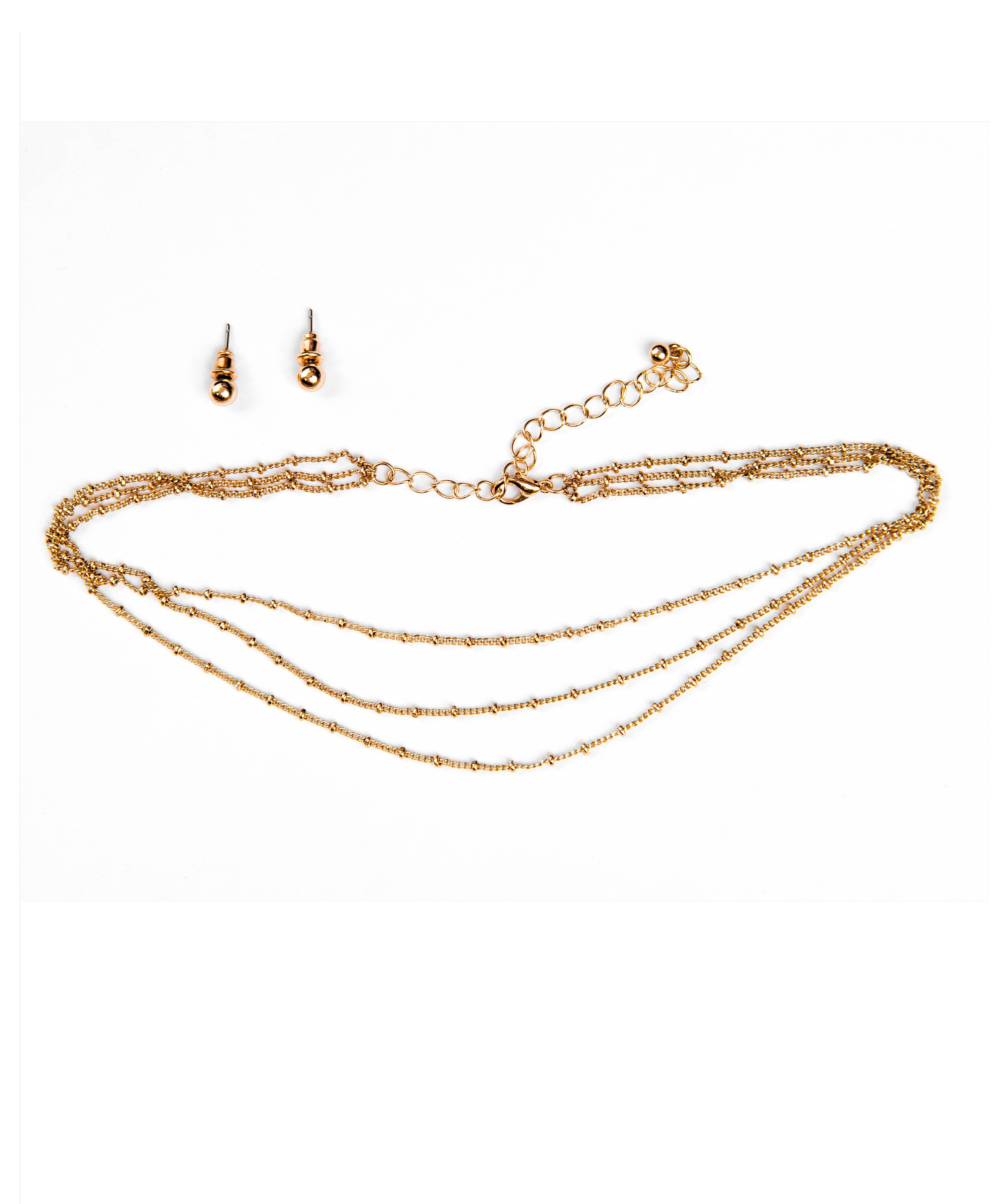 Mini Beaded Choker | Accessories | Bailey Nicole - Women's Clothes for All Occasions