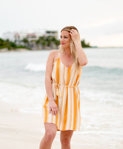 Mykonos Dress | Affordable Summer Fashion | Bailey Nicole