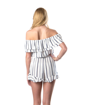 Sail Away Set | Romper | Summer Fashion | Bailey Nicole