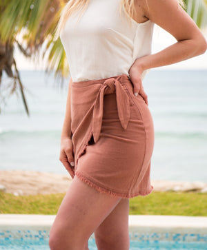 Santa Monica Skirt | Summer Fashion | Bailey Nicole