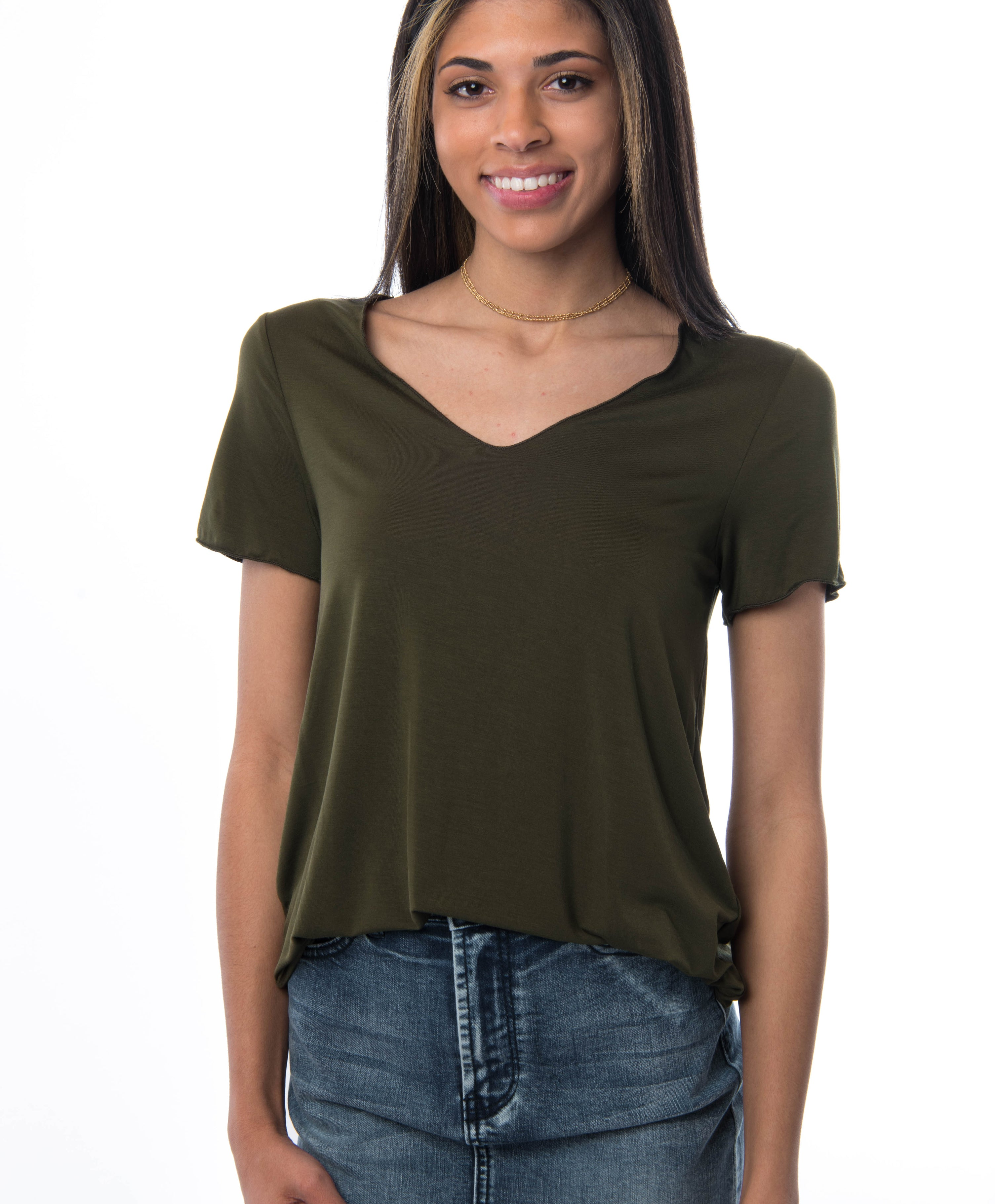 The Everyday Tee | Tops | Bailey Nicole - Women's Clothes for All Occasions
