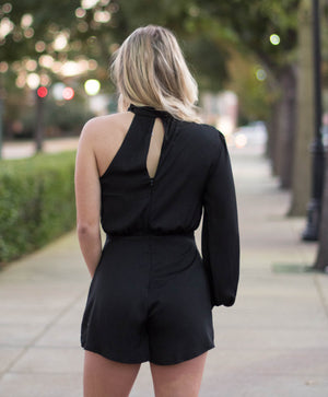 In the Night Romper | Night Out | Holiday Wear | Bailey Nicole