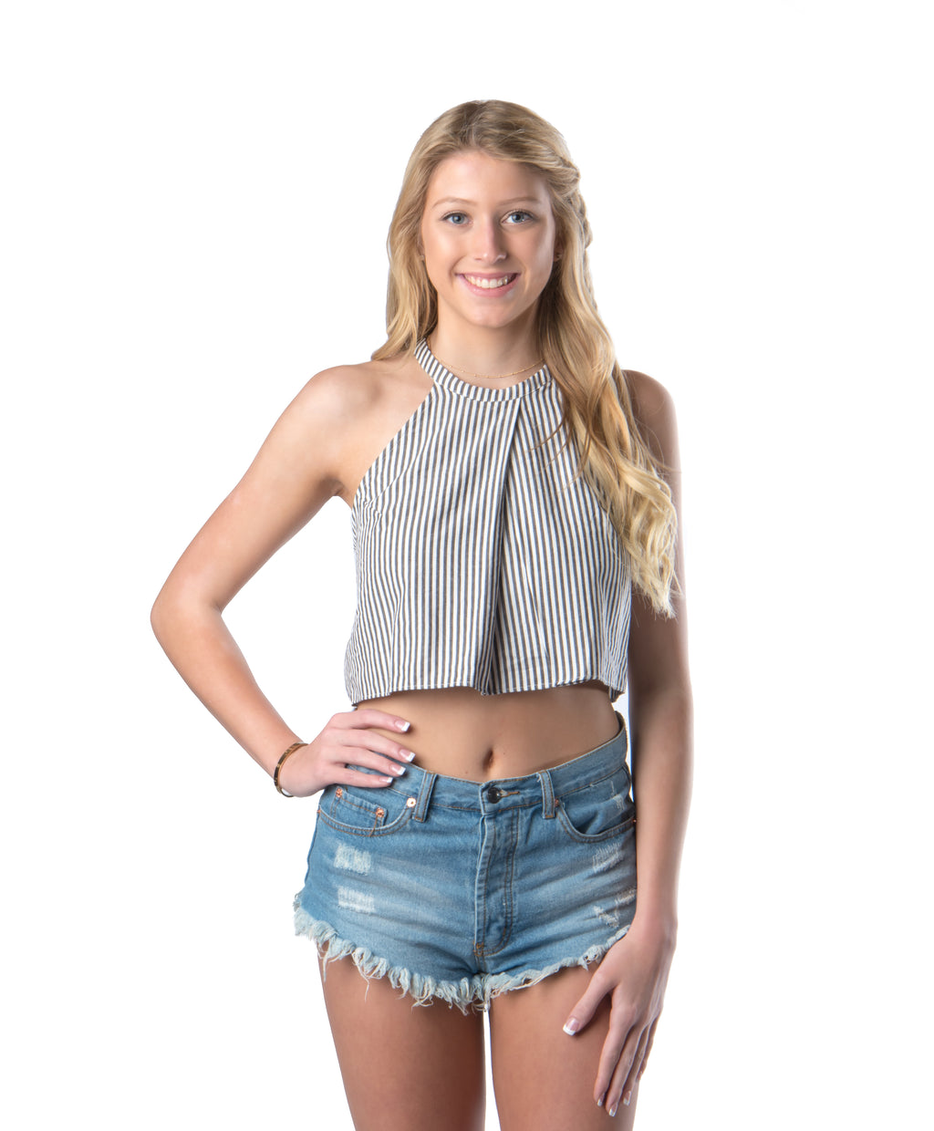 Truth or Dare Crop Top