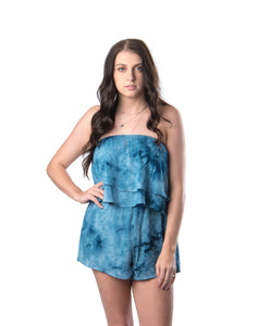 Wavy Romper | Summer Fashion | Sorority Life | Bailey Nicole