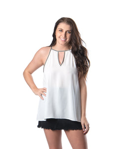 Pepper Tank | Game Day | Bailey Nicole