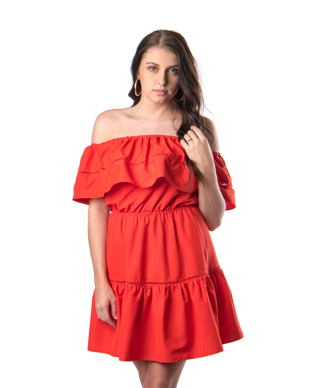 Red Tide Dress