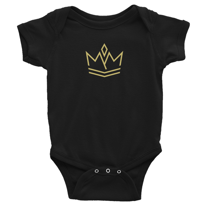 Infant Crown Onesie