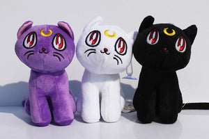 'Moon Kitty' Plush Toy