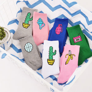 Harajuku Lovers Cotton Socks