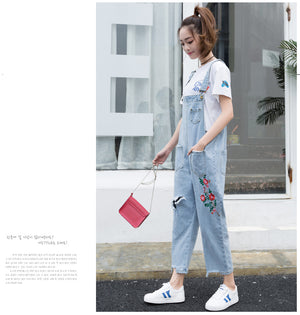 """Over The Top"" Overalls"