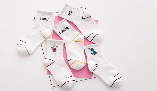 Femsthetic Cotton Socks