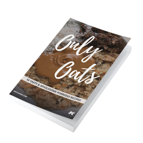 Only Oats - Recipe eBook