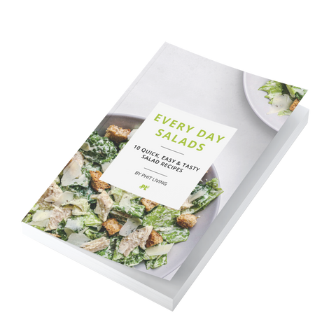 Every Day Salads - Recipe eBook