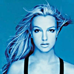 Britney Spears - Painting 005