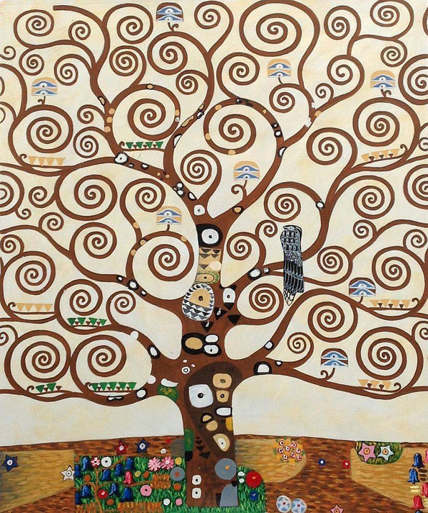 Tree of Life - Gustav Klimt - Nova Paintings