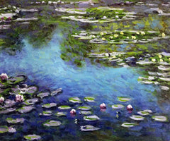 Water Lilies - Claude Monet