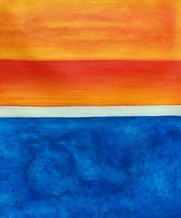 Yellow, Red, Blue - Mark Rothko - Nova Paintings