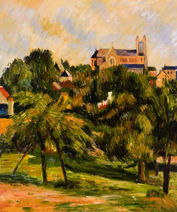 Notre Dame des Agnes - Paul Gauguin - Nova Paintings