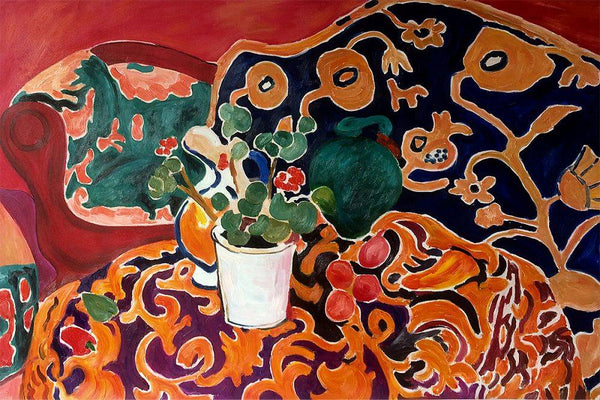 Spanish Still Life - Henri Matisse - Nova Paintings