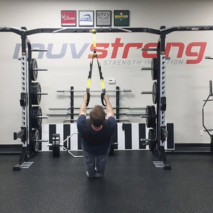 Jake Ogen TRX Row