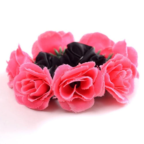 Gorgeous Flower elastic Headbands New Arrival 2018 - Poshify