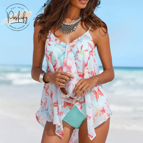 Poshify New 2018 Summer Tankini sets - Poshify