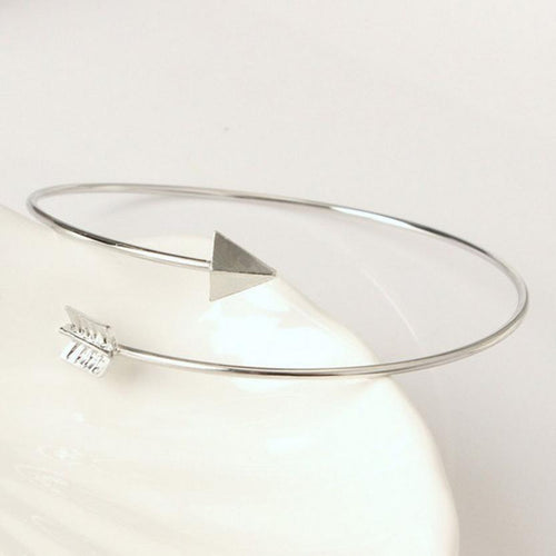 Poshify Arrow Bangle Bracelet - Poshify