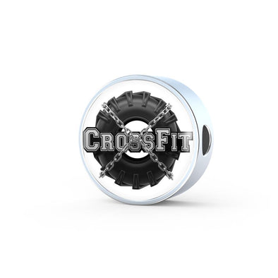 lottierocks:Crossfit Circle Charm
