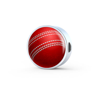 CricketBall 3D Circle Charm - lottierocks