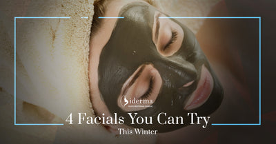 4 Facials You Can Try This Winter