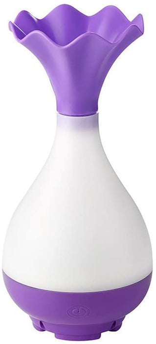 Magic Bottle Aroma Diffuser- Purple