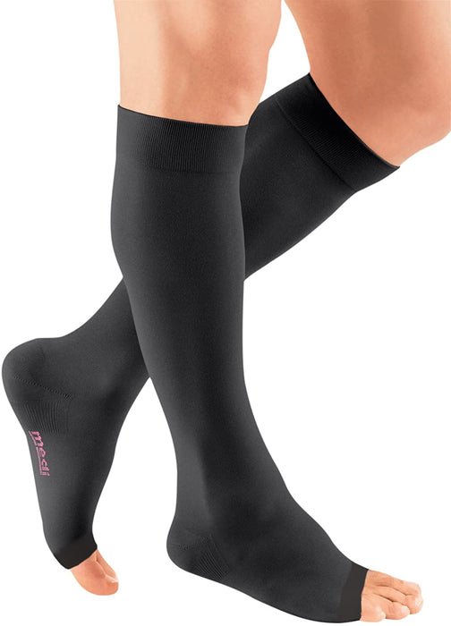 20-30 PLUS CALF EW W/ TB OT BLACK IV - 18254