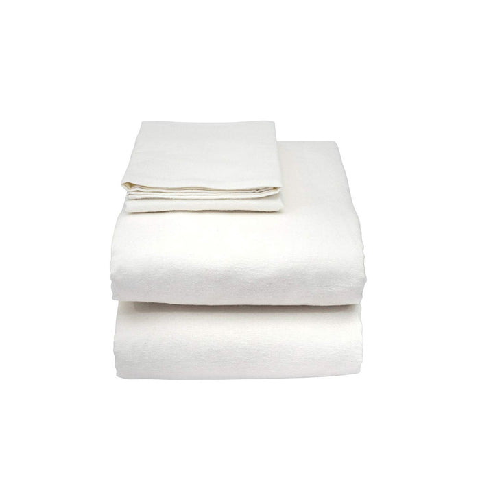 Cotton/Poly Hospital Bed Sheet - Fitted - C3051