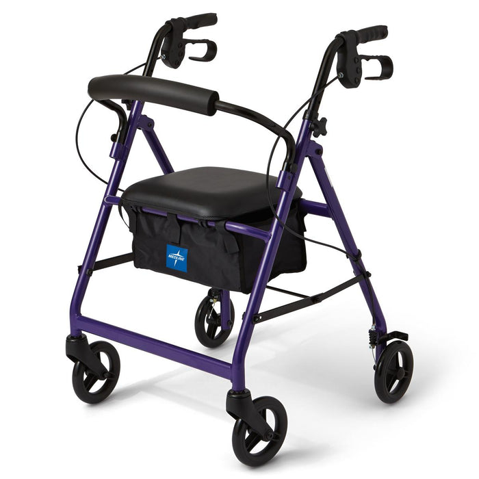 Basic Rollator, Purple