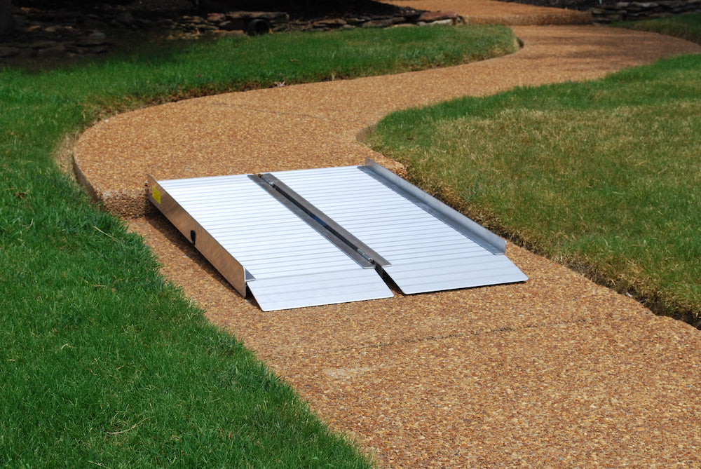 Portable Ramp, Sidekick folding 4' x 29""