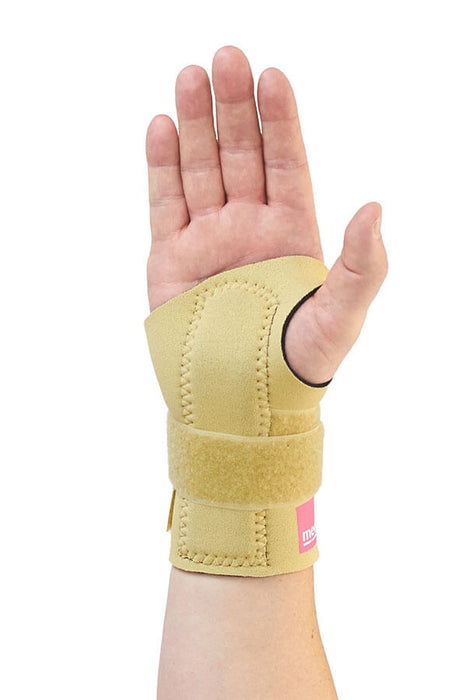 Carpal Tunnel Support With Strap Left Size M Beige - 89503