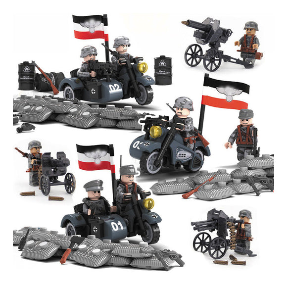 Value Military Sets (6-8 PCS)