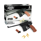 Ausini Guns Building Bricks Set, Famous Top Gun Collection The Mauser Gun M1898 22420 (145PCS)