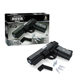 Ausini Guns Building Bricks Set, Famous Top Gun Collection The Pistol QSZ92 22514 (327PCS)