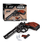 Ausini Guns Building Bricks Set, Famous Top Gun Collection The Pistol Revolver 22511 (300PCS)