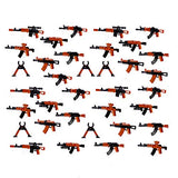 Koolfigure Basic Guns & Weapons Set 3