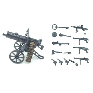 Koolfigure Artillery Weapon Set 7